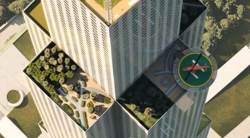 Projet Sky City
