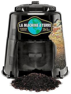 Composteur Machine à terre