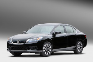 Honda Accord hybride 2014