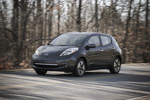 Dévoilement du prix de la Nissan Leaf 2013