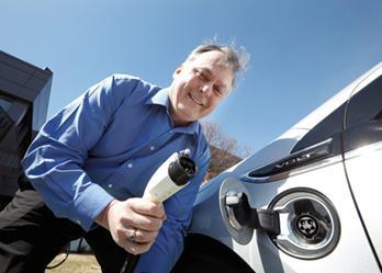 Le gaz de schiste, une menace pour l'électrification des transports ?