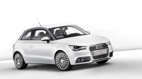 Audi hybride branchable A1 e-tron