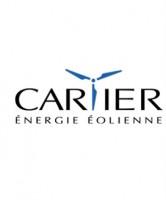 Logo Cartier Énergie Éolienne - bourse d'étude en maintenance d'éolienne