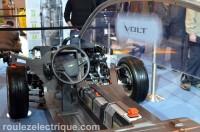 Batterie Lithium-ion de la Chevrolet Volt