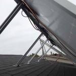 Inclinaison panneaux solaires