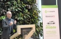 Communauto - Résultats projet voitures en libre-service voitures électriques