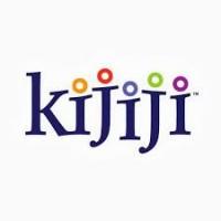 Logo Kijiji - vente produits / articles usagés réponse surconsommation