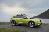 SUBARU CANADA INC. - Subaru XV Crosstrek Hybrid 2014