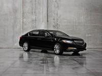 L'Acura RLX hybride sport SH-AWD : Le véhicule le plus puissant