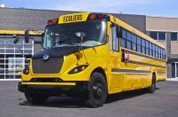 Autobus Lion - développement autobus électrique Québec