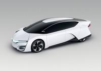 HONDA CANADA INC. - Le concept FCEV de Honda fait ses débuts