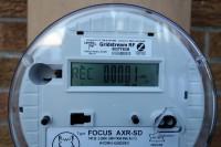 Compteur nouvelle génération intelligent Hydro-Québec production panneaux solaire