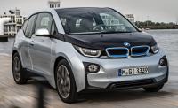 Voiture électrique prolongateur autonomie BMW i3