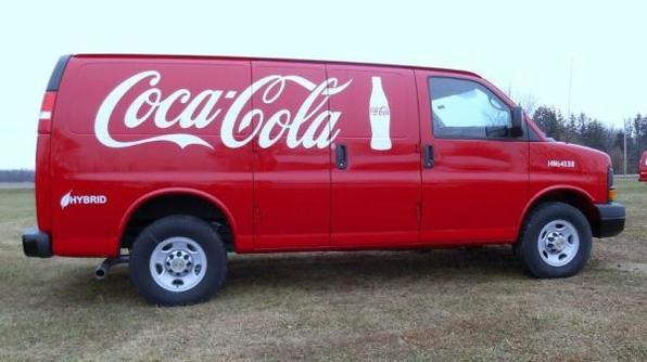 fourgonnette-coca-cola