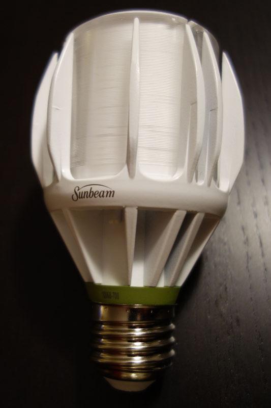 Sunbeam Enviro-Bulb: ma meilleure ampoule basse consommation à ce jour