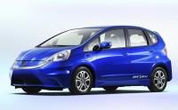 Honda Fit EV électrique
