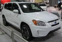 Toyota RAV4 EV - électrique