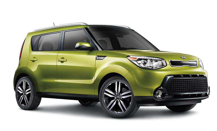 kia soul ev 2015 une nouvelle concurrente pour la nissan leaf sur le march des voitures. Black Bedroom Furniture Sets. Home Design Ideas