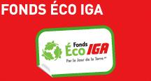 Distribution baril récupérateur d'eau de pluie 2014 - Fonds Eco IGA