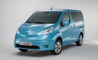 Nissan e-NV200 - fourgonnette électrique