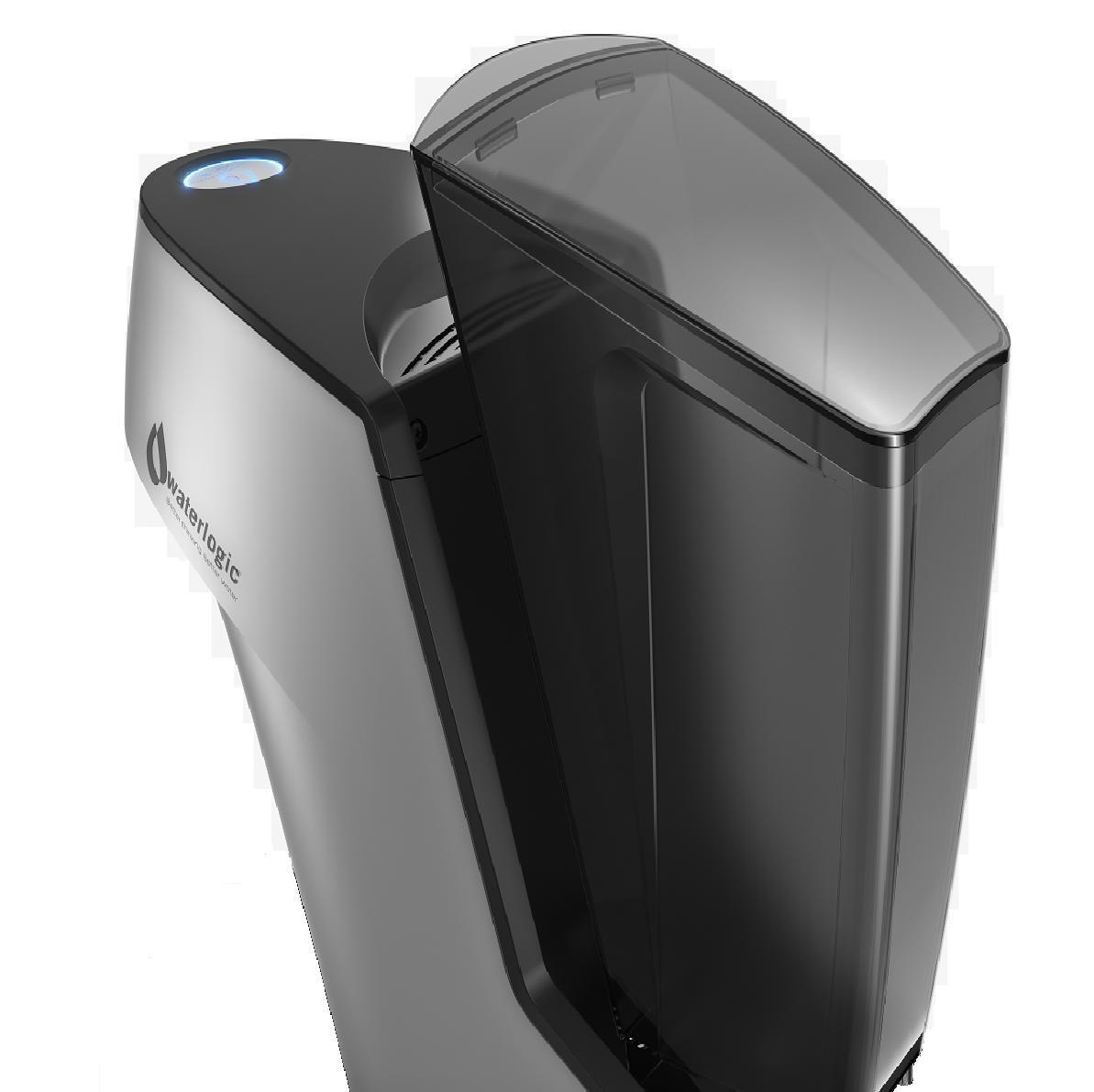 Le purificateur d'eau Hybrid de Waterlogic - un système à filtration au charbon actif et rayonnement UV