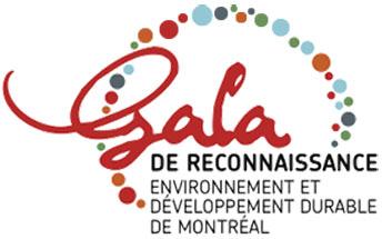 Gala de reconnaissance en environnement et développement durable de Montréal 2014