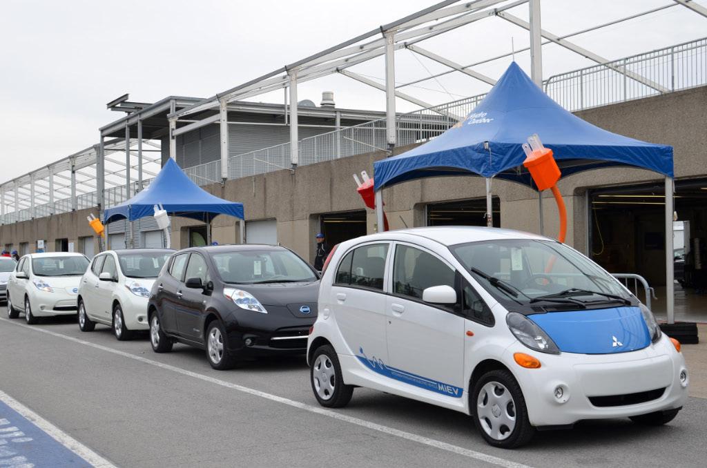 Branchez-vous 2014 - essai voitures électriques