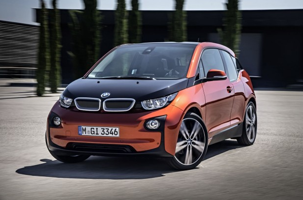 Essai BMW i3 Pierre Langlois