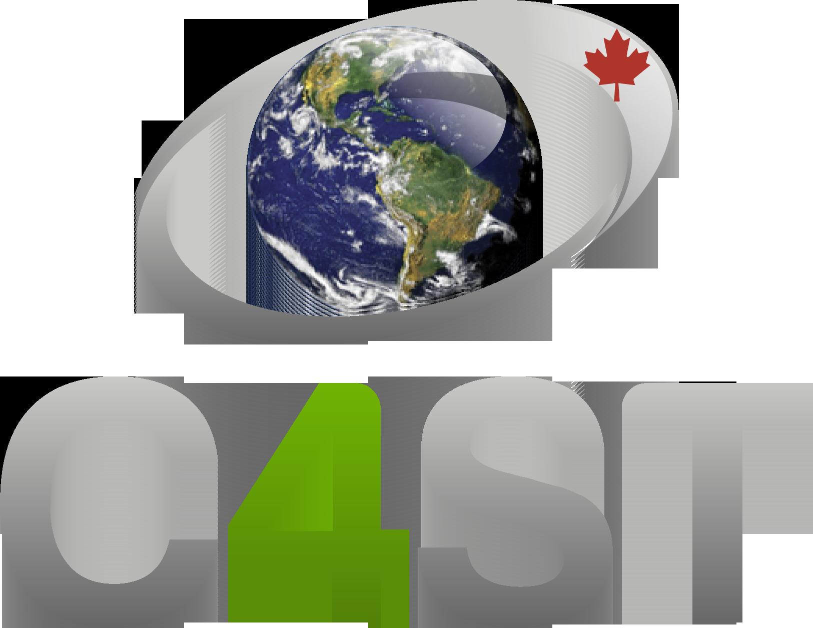 Étude Société Royale radiofréquences - logo C4ST