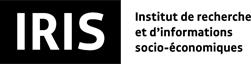 Logo IRIS -- Institut de recherche et d'informations socio-économiques