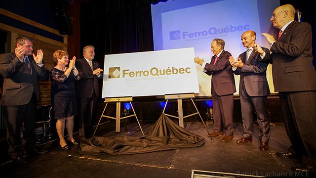 FerroAtlantica choisit Port-Cartier afin d'y développer l'usine de silicium la plus compétitive au monde