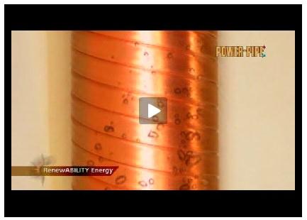 Récupérateur de chaleur des eaux de drainage Power-Pipe – j'ai tellement aimé le produit que…