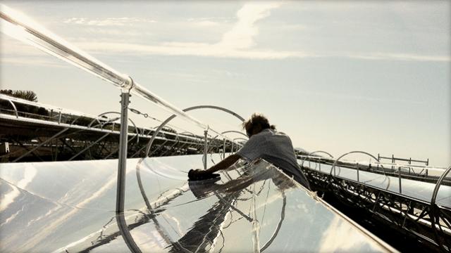 Cascades, le gouvernement du Québec et Rackam inaugurent un important parc solaire à Kingsey Falls