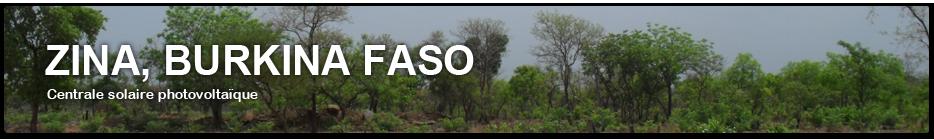 Windiga - Centrale solaire photovoltaïque Afrique Burkina Faso