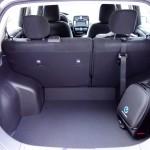 Coffre / Trunks Nissan LEAF 2013