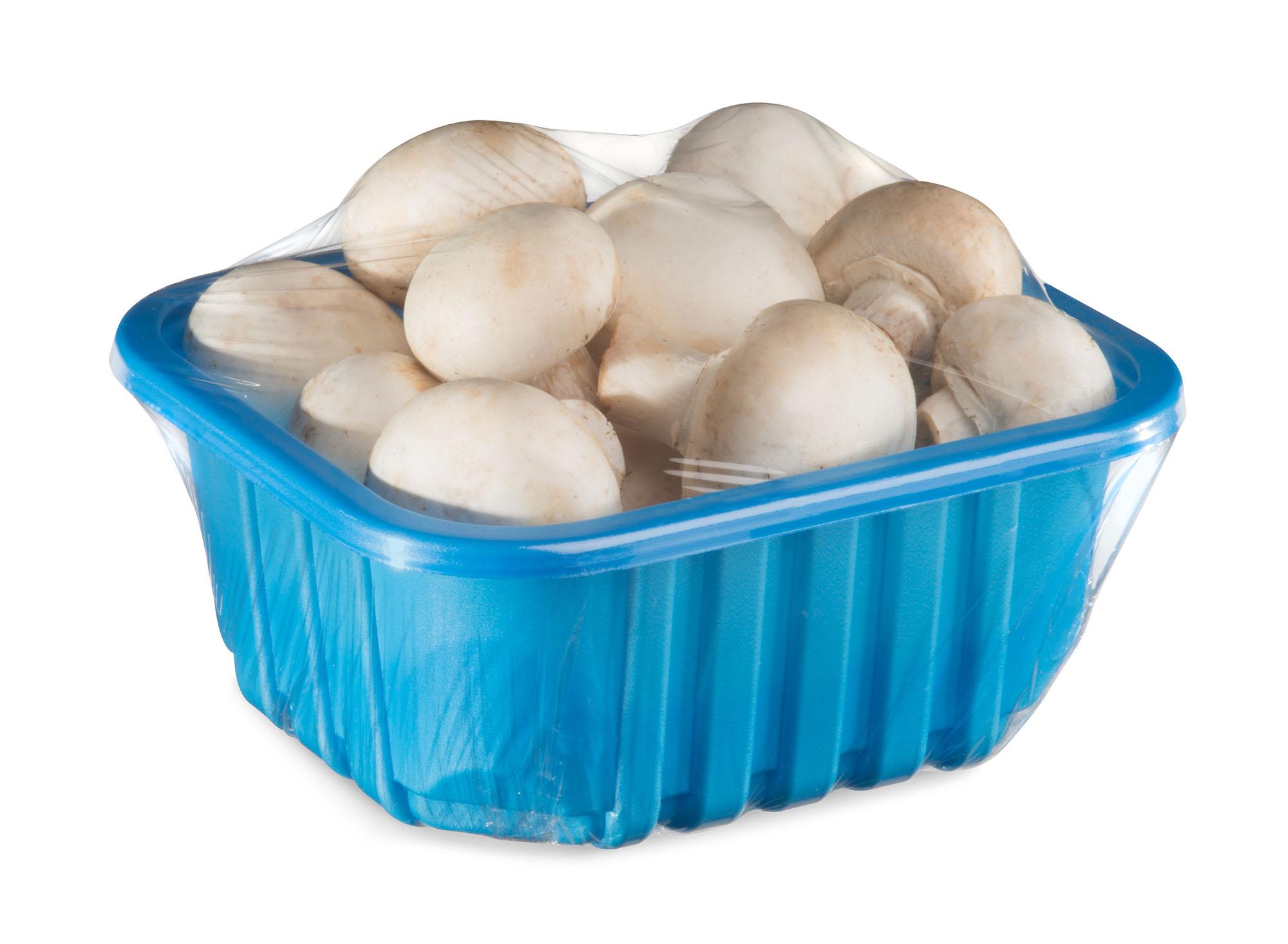 Cascades lance Ultratill(MC) : une nouvelle génération de contenants à champignons