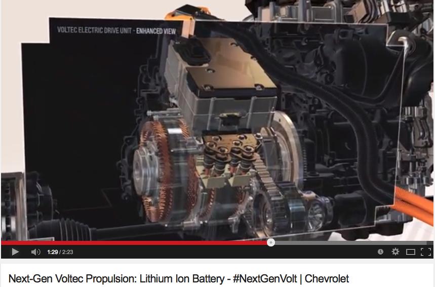Enfin plus de détails à propos de la Chevrolet Volt de deuxième génération