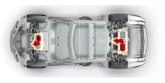 Le truc astucieux de Tesla pour gagner 50 km d'autonomie avec la Model S 85D