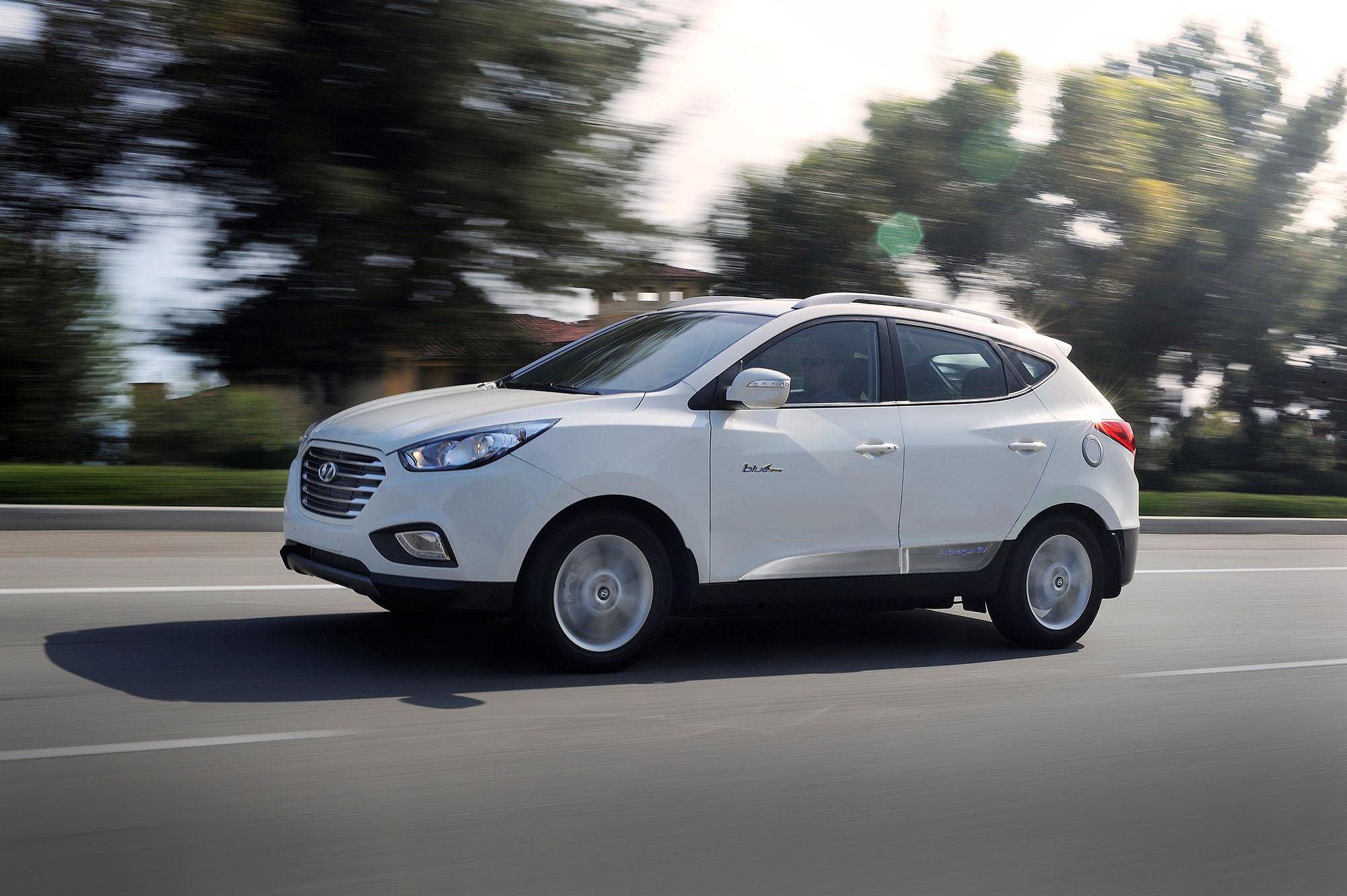 Hyundai sera le premier constructeur à offrir des véhicules à pile à combustible à hydrogène au public canadien
