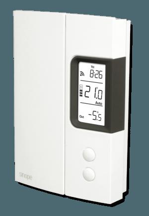 Thermostat pour plinthe électrique sans fil Sinopé TH1120RF-3000