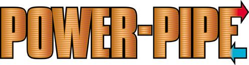 Logo Power-Pipe - récupérateur de chaleur des eaux de drainage