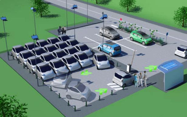 La véritable révolution des transports 1 (annexe) ; Stationnement et projet Nomade