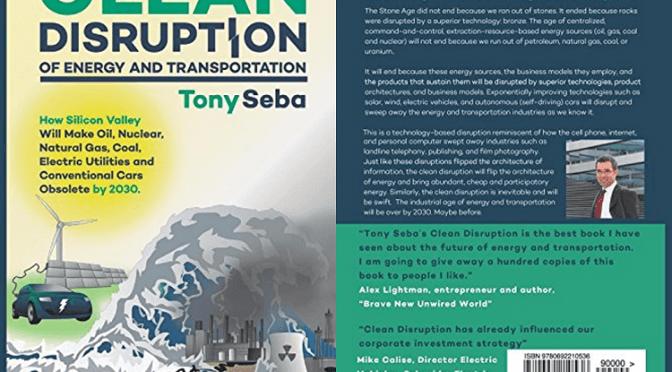 La vision enthousiasmante et réaliste de Tony Seba