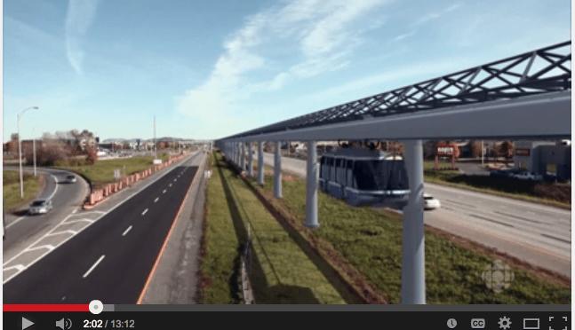 La véritable révolution des transports 3b : le transport collectif interurbain