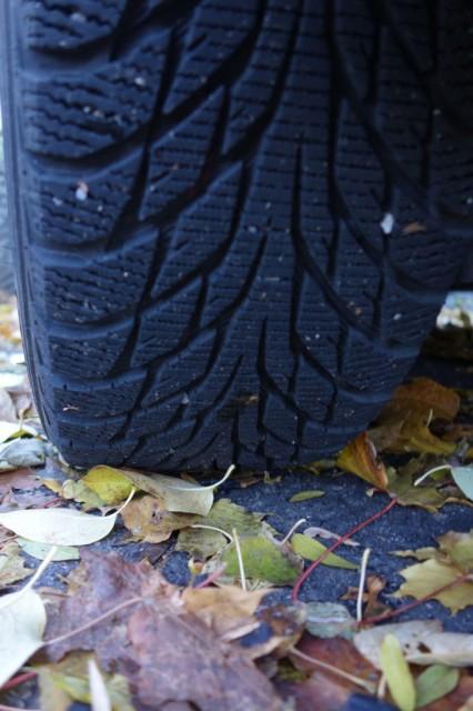 pneus d'hiver Nokian Hakkapeliitta R2 de ma Nissan LEAF