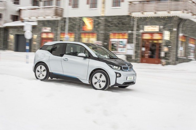 Pneus d'hiver: Nokian Hakkapeliitta R2 BMW i3