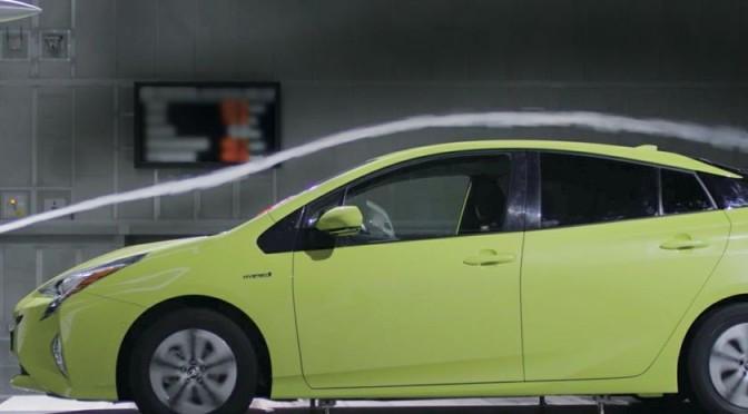 Toyota dévoile des technologies de pointe dans la toute nouvelle Prius