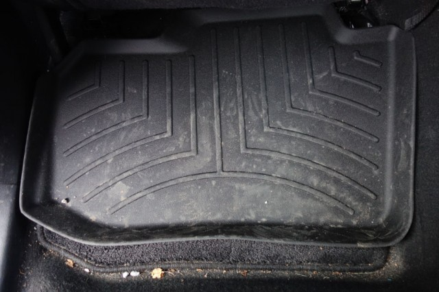Tapis hiver Weathertech Nissan LEAF
