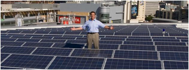 Schwarzenegger-solaire