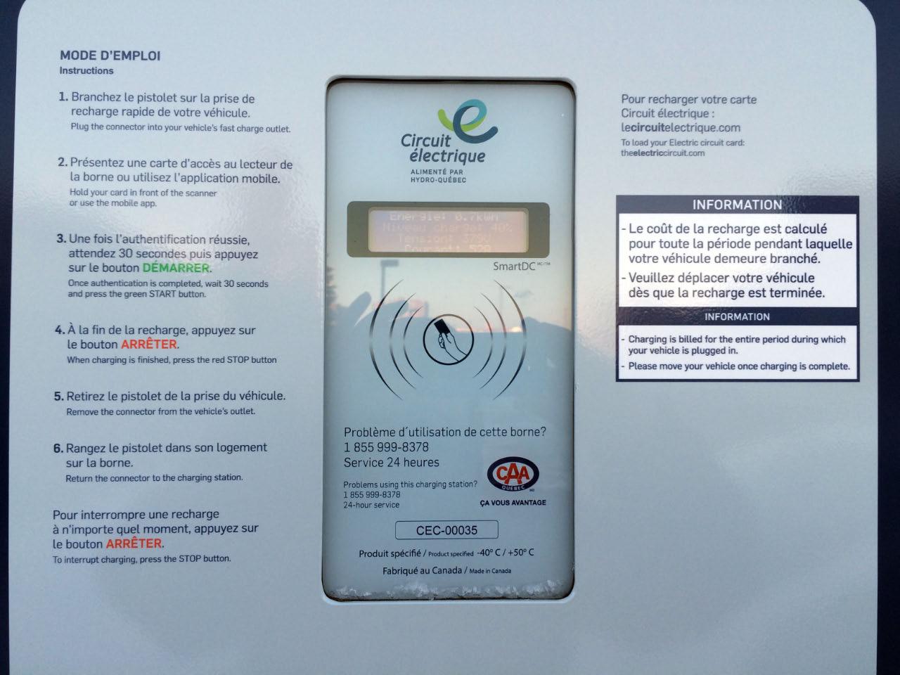Explication recharge rapide voiture electrique - autonomie hiver froid Nissan LEAF